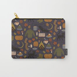 Autumn Nights Carry-All Pouch