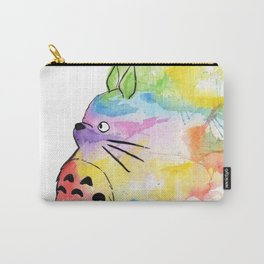 My Rainbow Totoro Carry-All Pouch