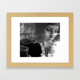 fugue VI Framed Art Print
