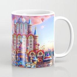 Europe Castle Fairy Tail Coffee Mug