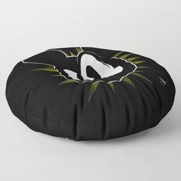 The Magic of the Beard Floor Pillow