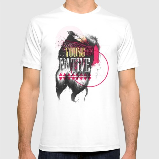 Young Native T-shirt