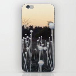 Dawn Breaks on Field of Light iPhone Skin