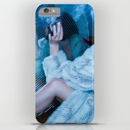 Smoked in Mirrors iPhone Case