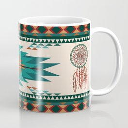 American Native Pattern No. 156 Coffee Mug
