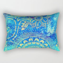 Boheme Lagon Rectangular Pillow