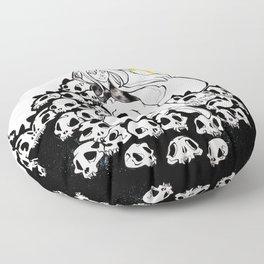 Inktober : Teeming Floor Pillow