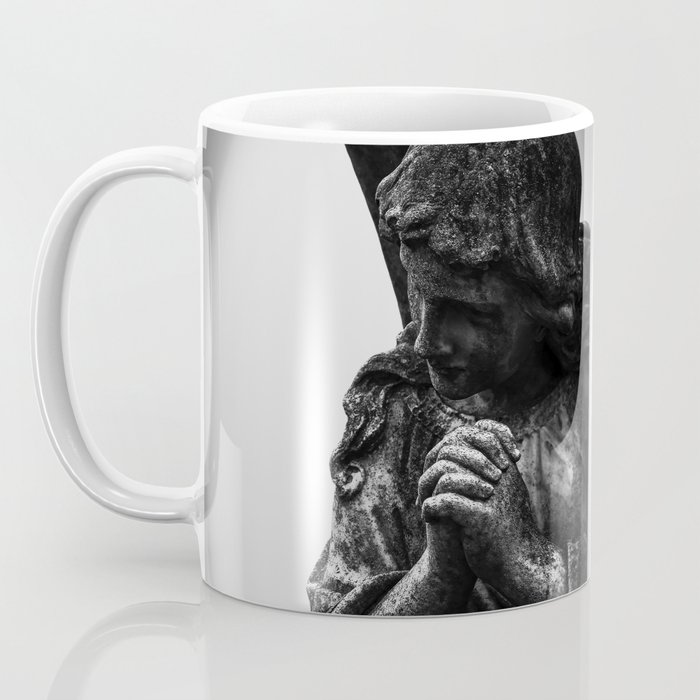 Angel in Prayer Coffee Mug