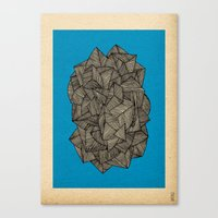 boat Canvas Prints featuring - boat - by Magdalla Del Fresto