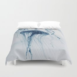 Deep Blue Sea #4 Duvet Cover