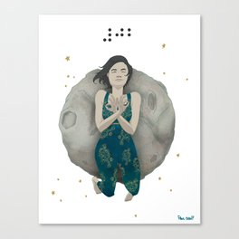 #30DayChallenge: Day 2 Canvas Print