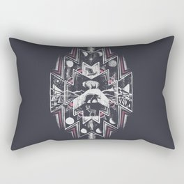 Phases (Dark) Rectangular Pillow