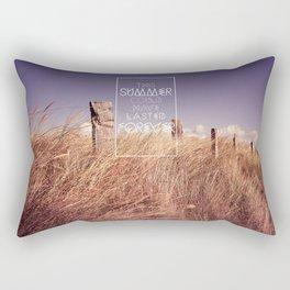 this summer Rectangular Pillow