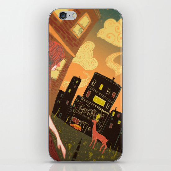 Dwelling iPhone & iPod Skin