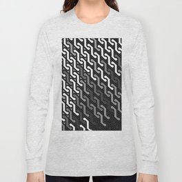 TWINTWOS - PATTERN 223 Long Sleeve T-shirt