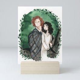Outlander Mini Art Print