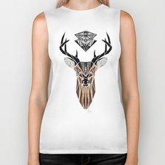 oh deer! Biker Tank