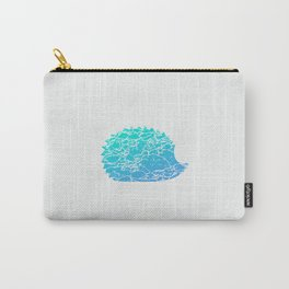Hedgehog Rock Carry-All Pouch