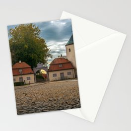 View to the entrance Stationery Cards