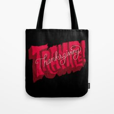 Thanksgiving and Black Friday Tote Bag