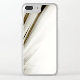 Heavy Whipping Clear iPhone Case