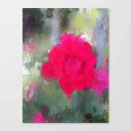 Abstraction #1 - On Gratitude Canvas Print