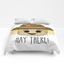 Hay There! Comforters