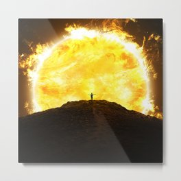 Rise of the Sun Metal Print