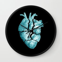 Oops... I felt something break! Wall Clock