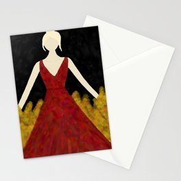 Aelin of the Wildfire Stationery Cards