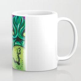 """Disneyland Haunted Mansion inspired """"Wall-To-Wall Creeps No.3""""  Coffee Mug"""