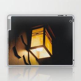 Light Rids Darkness-Film Camera Laptop & iPad Skin