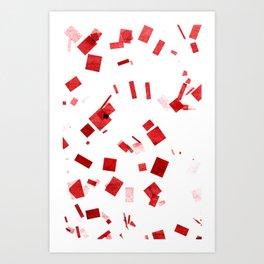 Composition #9 Art Print