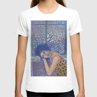 window T-shirts featuring Window by doviArt