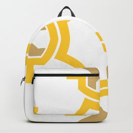 Four sides two Backpack