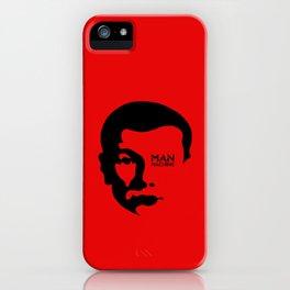 MAN MACHINE (KRAFTWERK!) iPhone Case