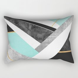 Lines & Layers 1.2 Rectangular Pillow