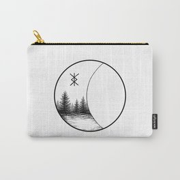 Forest Moon Carry-All Pouch