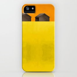 Simple housing - Love me two times iPhone Case