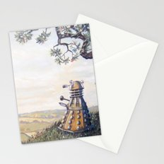 A rather Dalek afternoon Stationery Cards