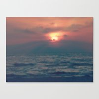 florida Canvas Prints featuring Florida by Carla Louise