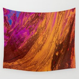 Swirling Sea 2 Wall Tapestry