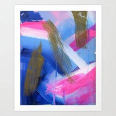 unknown (bk) Art Print