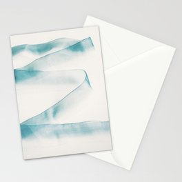 Abstract forms Stationery Cards