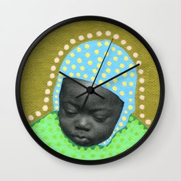 Acquiring Superpowers Wall Clock