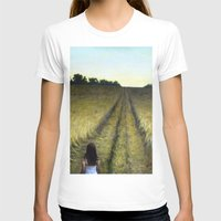 wander T-shirts featuring Wander by Michael Paige Glover