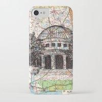 alabama iPhone & iPod Cases featuring Alabama by Ursula Rodgers