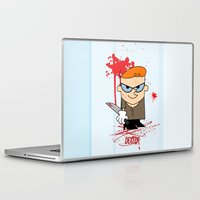 dexter Laptop & iPad Skins featuring Dexter by Gianluca Gentile