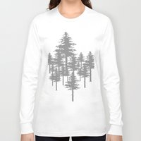 forrest Long Sleeve T-shirts featuring Forrest by Dan Parker