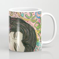 charli xcx Mugs featuring sucker. by Late Bloomer